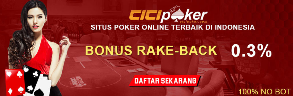 bonus ekstra judi poker online